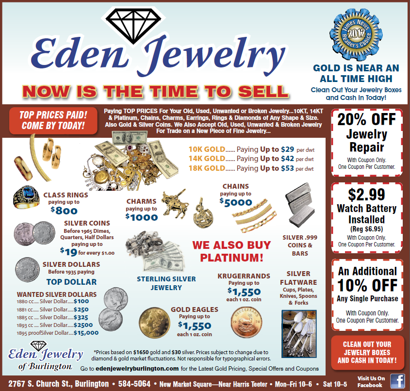 Eden Jewelry of Burlington